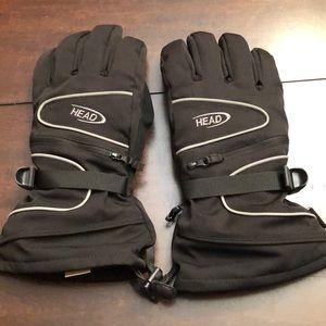 Head gloves.  Size XL